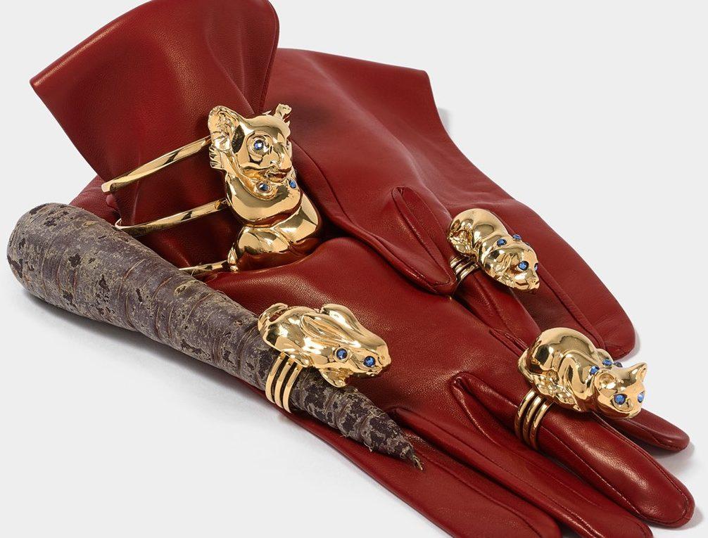Eva Segoura - bijoux fantaisie animaux - bague fantaisie animaux