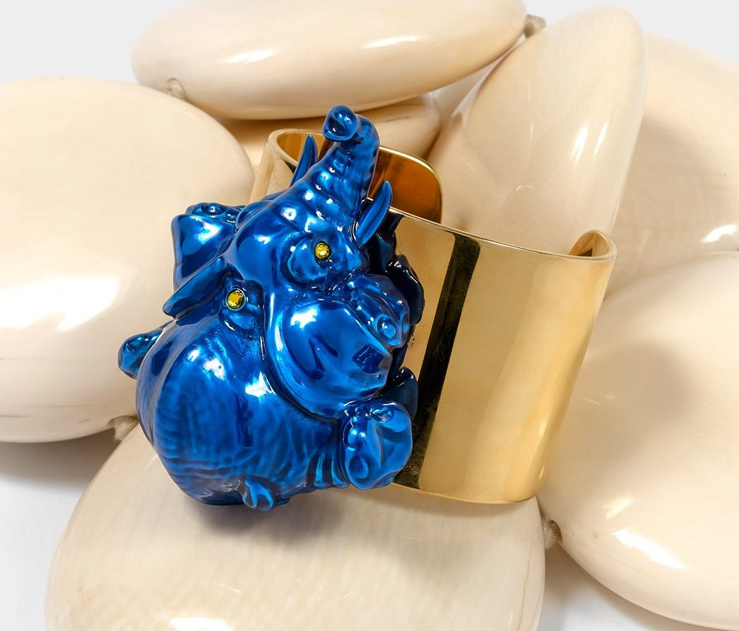 Eva Segoura - bijoux fantaisie animaux - bracelet fantaisie animaux